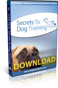 secrets to dog training download